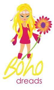 Boho Dreads logo 3